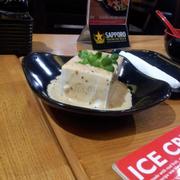 tofu lạnh sốt mè, xấp xỉ ~55k