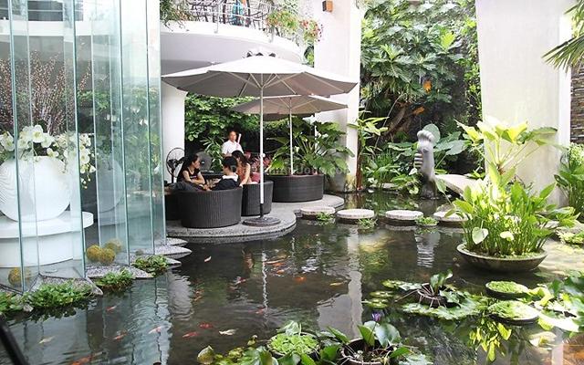 Cỏ May Saigon Café