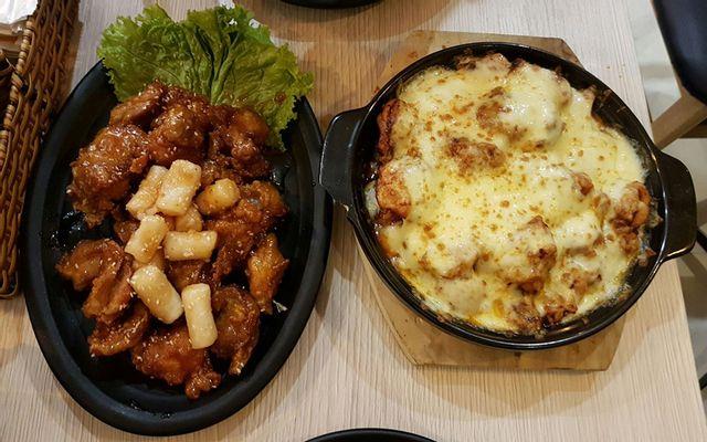 Papa's Chicken - Phú Mỹ Hưng