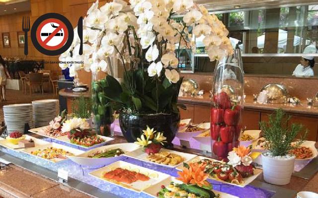 Buffet Atrium Cafe - Lotte Legend Saigon Hotel