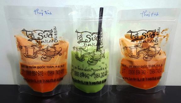 Trà Sữa Thái Rạk Khun