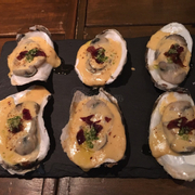 Cheese oysters! 150k