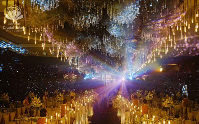 Merperle Crystal Palace - Tiệc Cưới & Hội Nghị