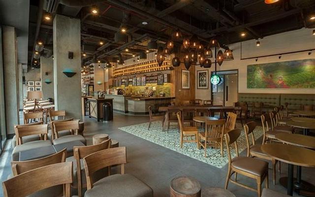 Starbucks Coffee - Mplaza Saigon