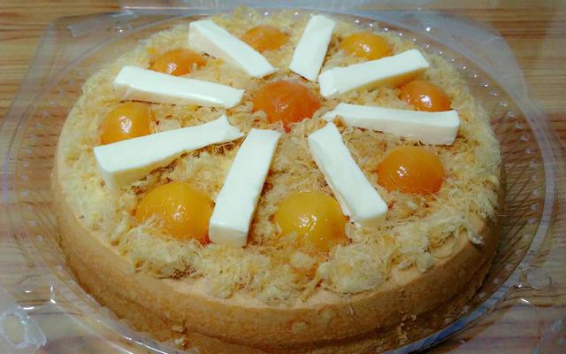 Bánh Bông Lan Trứng Muối - Tờ Rang - Đường C1