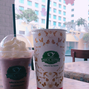 Chocolate lover and olong milk tea