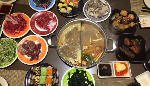 Kichi Kichi Lẩu Băng Chuyền - Lotte Mart Gò Vấp