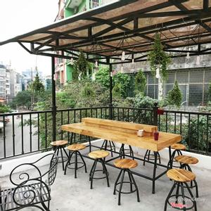 Tuyển tập những quán cà phê sân thượng đỉnh nhất ngắm toàn cảnh Thủ đô