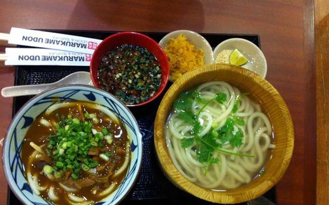 Marukame Udon - AEON Mall Tân Phú