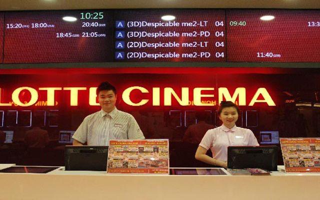Lotte Cinema - Pico Lotte