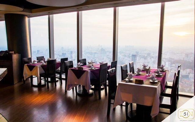 EON 50 Cafe - Bitexco Tower