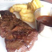 Beefsteak sốt bbq
