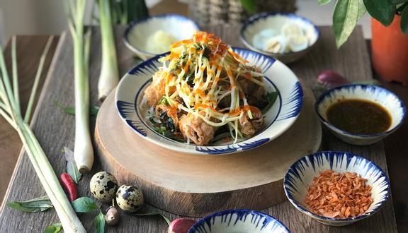 Bánh Tráng Deli & Kem Cuộn Thái - Lê Đức Thọ