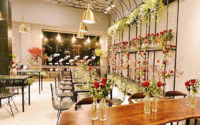 38 Flower Market & Tea House - Nguyễn Công Trứ