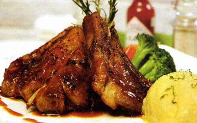 Pharaohs BBQ - Egypt Restaurant - Asiana Food Town