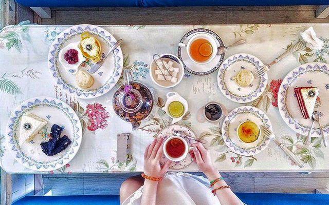 Partea - English Tearoom - Nguyễn Huệ
