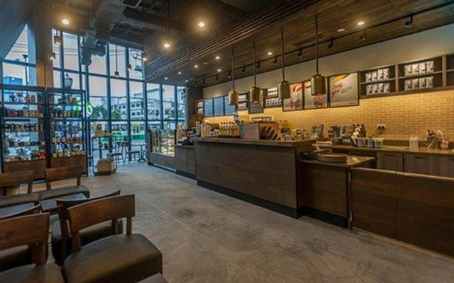 Starbucks Coffee - Pandora City