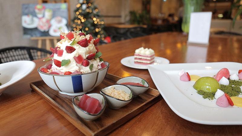 Mê mẩn với chủ đề Giáng Sinh tại Morico