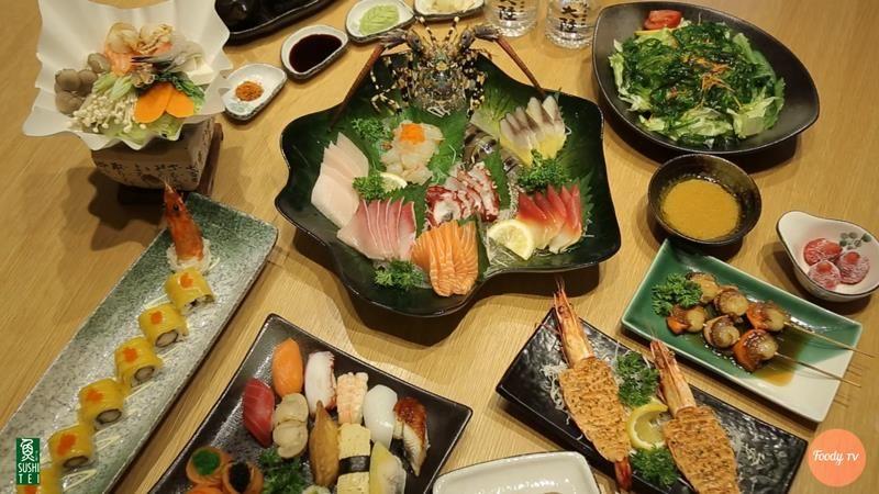 Sashimi cao cấp tươi rói