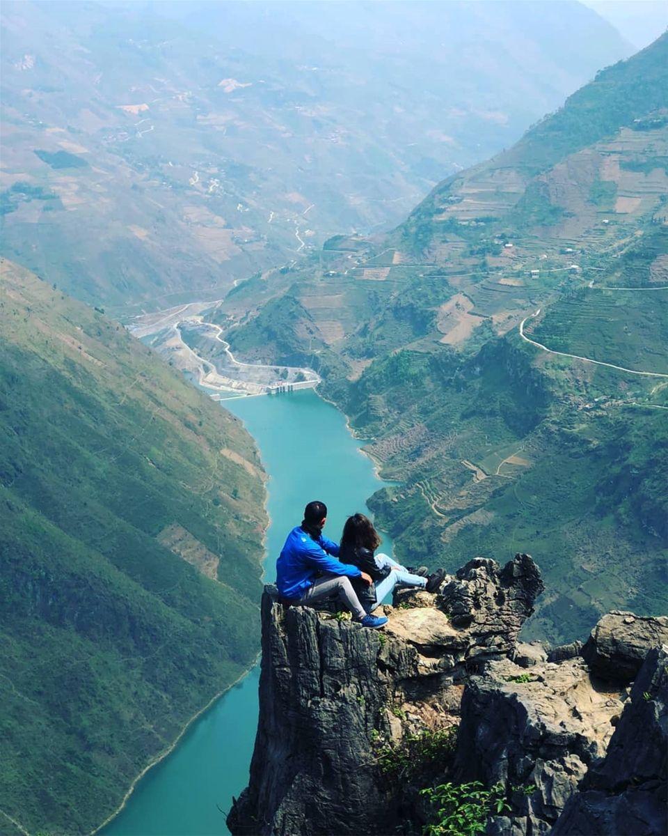 Hà Giang với con đường Hạnh Phúc ôm trọn những ngọn núi