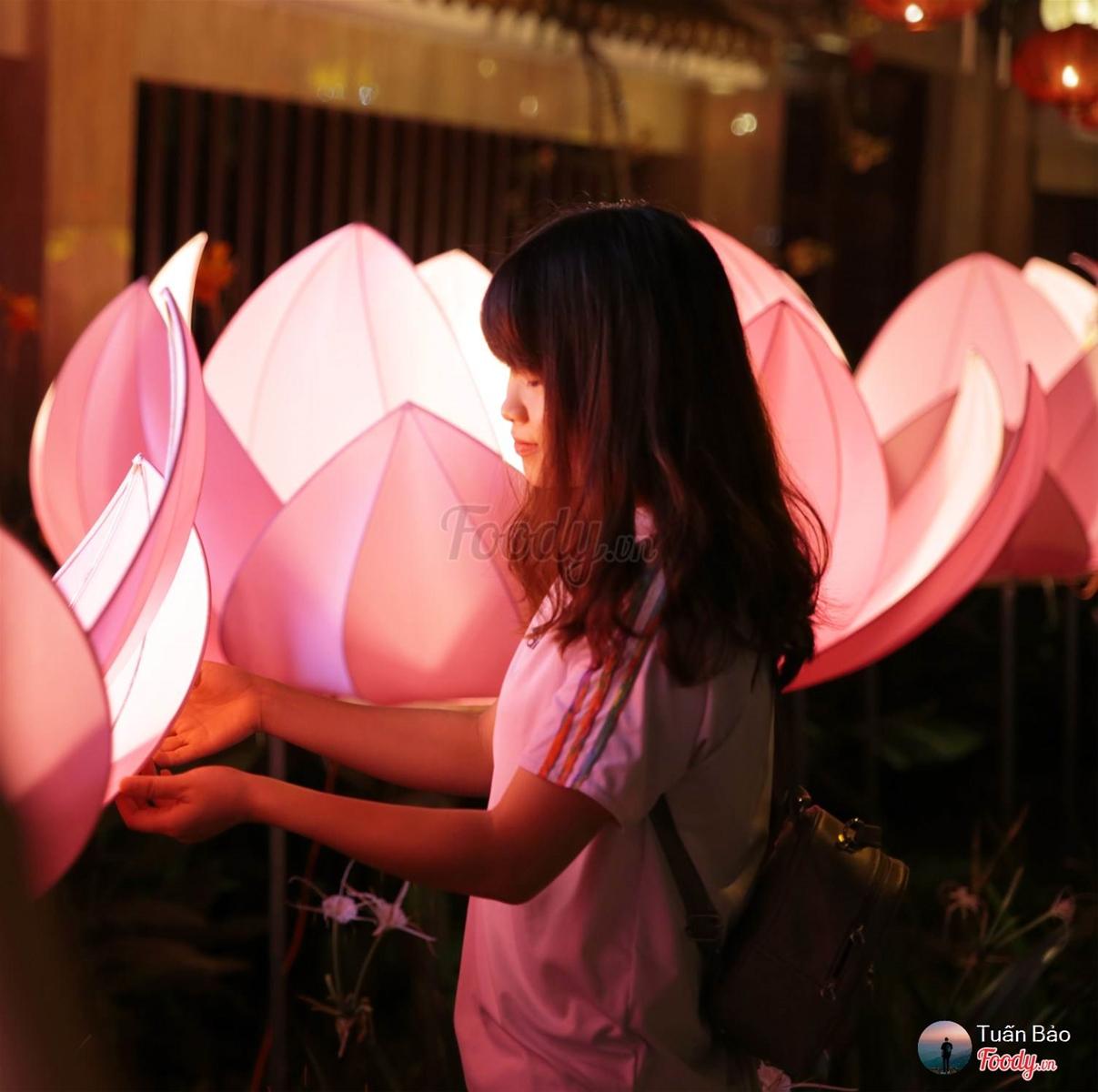 Đại Lễ Phật Đản còn là dịp để mọi người cầu nguyện cho gia đình, bản thân gặp nhiều may mắn, bình an.