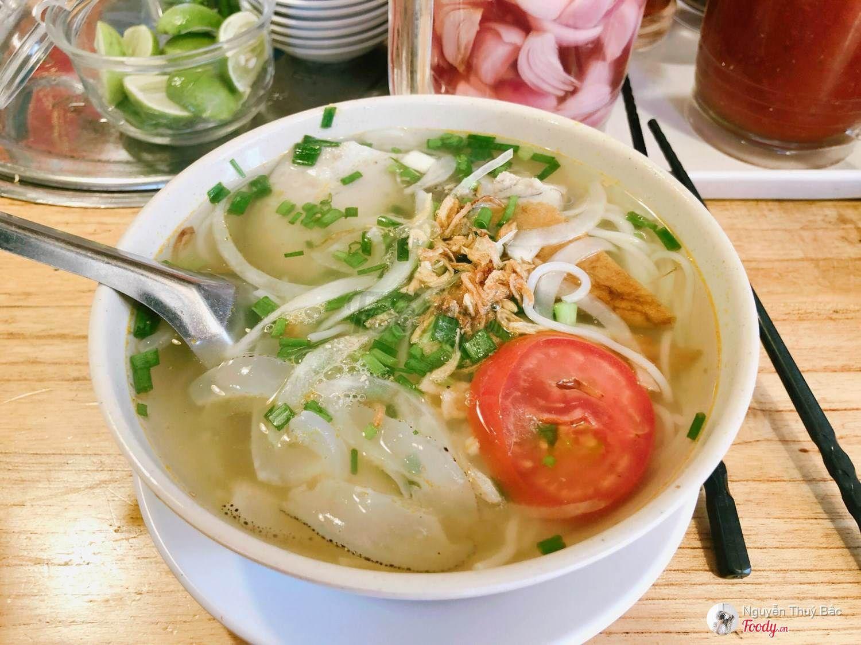 Húp trọn 4 quán bún cá sứa chuẩn Nha Trang ở SG | Bài viết | Foody.vn