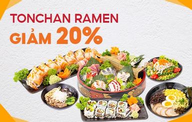 Tonchan Ramen - Ẩm Thực Nhật - Bùi Thị Xuân