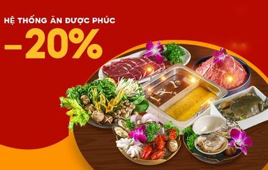 Ăn Được Phúc - Hotpot & BBQ - Nguyễn Tri Phương