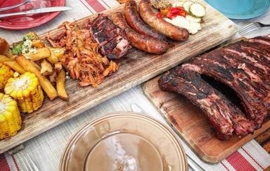 LIVIN Barbecue