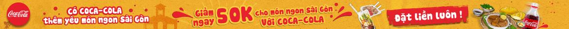 CocaCola Voucher Now Miền Nam
