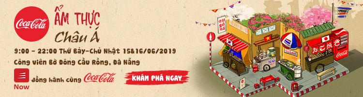 Coca-Cola Lễ hội ẩm thực châu Á 2019