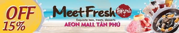 Meet Fresh - Aeon Mall Tân Phú