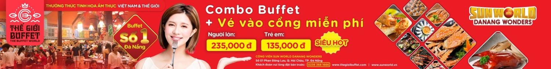 Thế Giới Buffet - Sun World Danang Wonders
