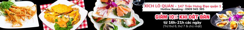 Xích Lô Quán - Seafood