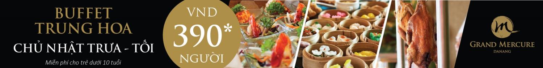 The Golden Dragon Restaurant - Grand Mercure Danang