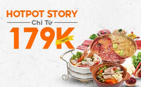 HOTPOT STORY - BUFFET LẨU NGON TRỨ DANH