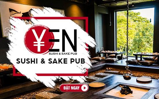 YEN SUSHI & SAKE PUB