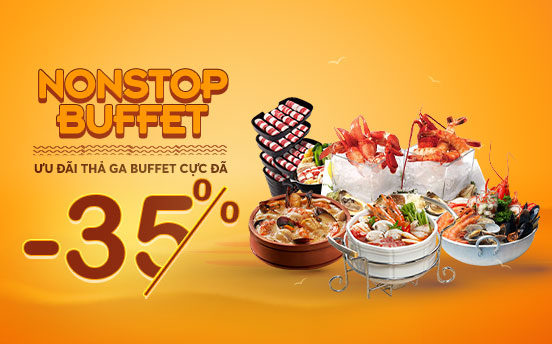 NONSTOP BUFFET