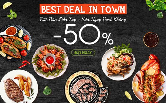 [ĐN] BEST DEAL IN TOWN