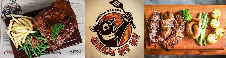 Ụt Ụt Quán - BBQ & Beer