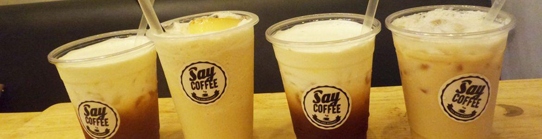 Say Coffee