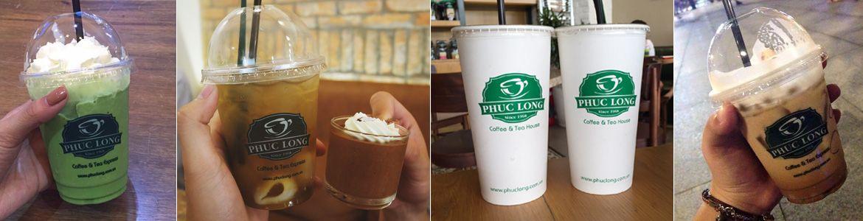 Phúc Long Coffee & Tea Express