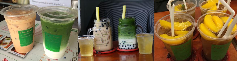 Juice Time & Tea Time
