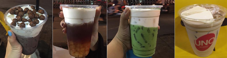 Uno Quán - Tea & Milktea