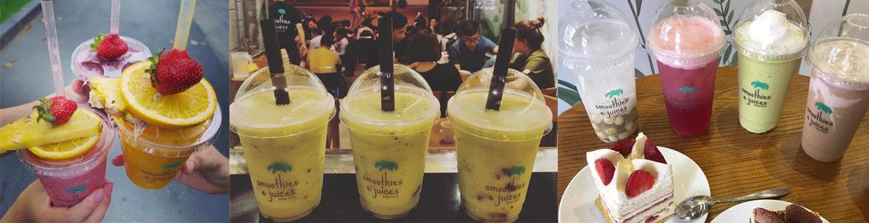Fruzii - Smoothies Juices & Coffee