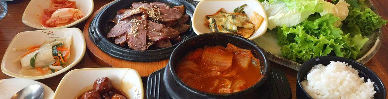 Mr. BBQ - Ẩm thực Hàn Quốc