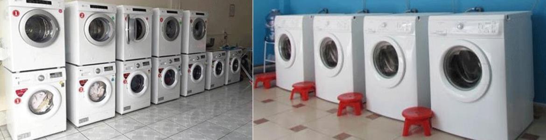 Cửa Hàng Giặt Sấy Hằng Ngày