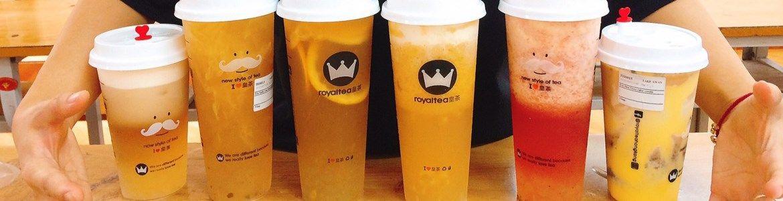 Royaltea - Trà Sữa Hồng Kông 3