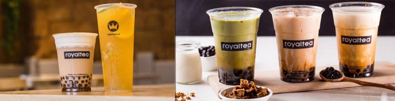 Royaltea - Trà Sữa Hồng Kông - Thống Nhất