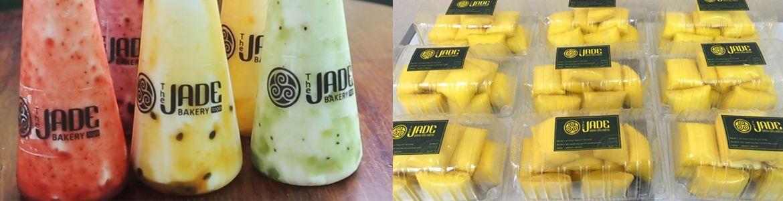The Jade - Bánh Sầu Riêng Kem Lạnh